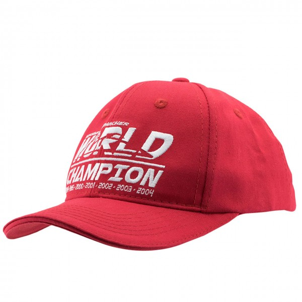 gorra-ninos-campeon-mundial-michael-schumacher